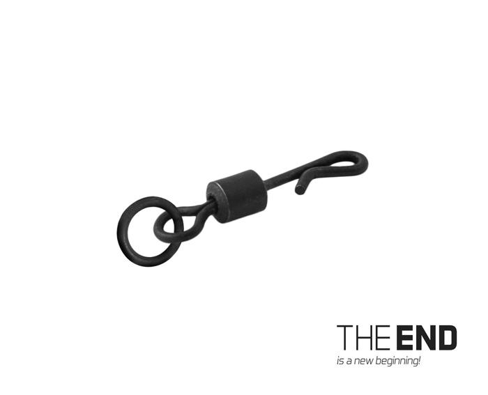 THE END Rýchloobratlík s krúžkom  / 10ks#4