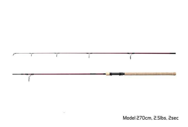 Prut Delphin Etna E3 cork 360cm/3,00lbs 3 díl