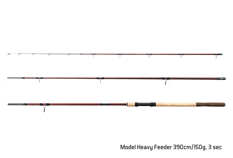 Prut Delphin Magma M3 Medium Feeder 360cm/120g