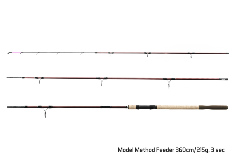 Prut Delphin Magma M3 Method Feeder 400cm/215g