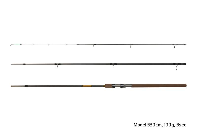 Delphin SYMBOL feeder 2 360 cm 140 g 3 díly