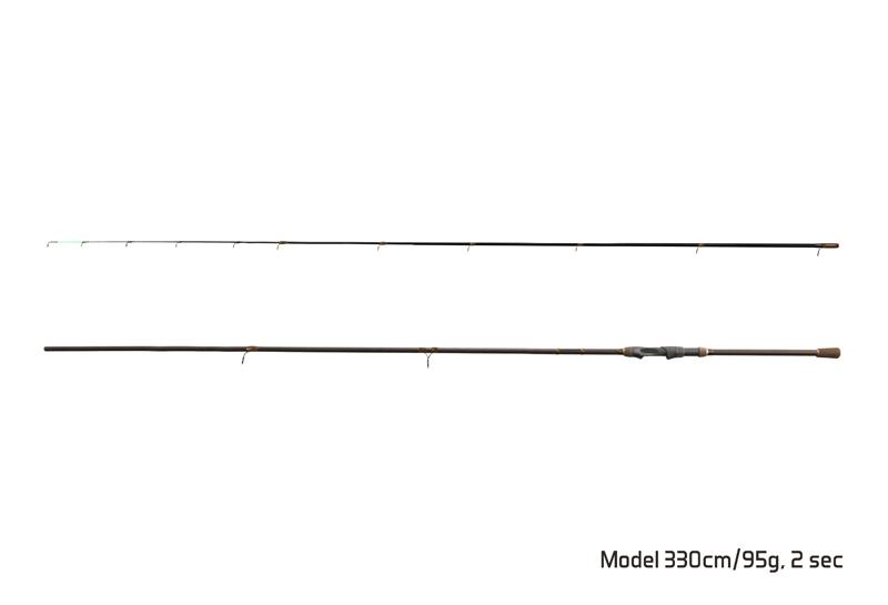 Prut Delphin Impala Feeder 360cm/125g