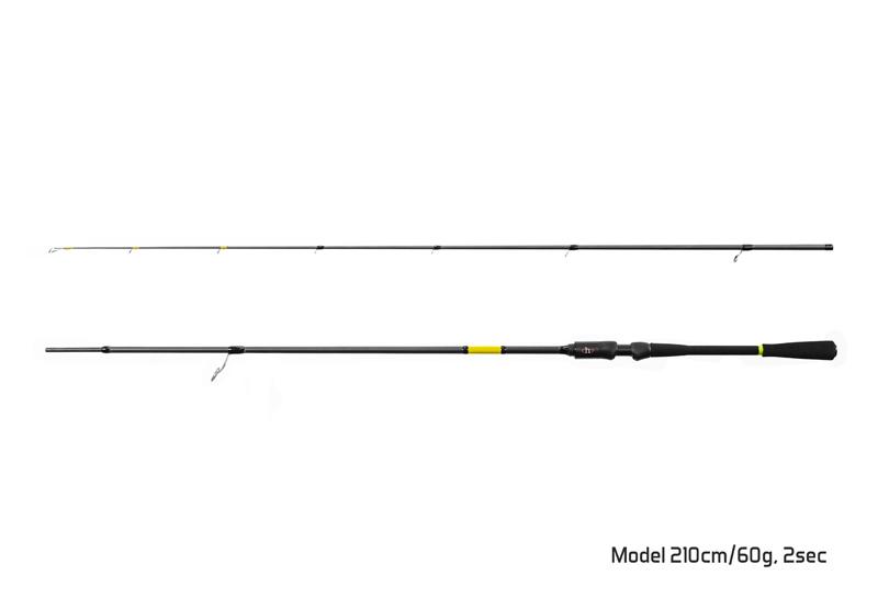 Prut Delphin HARDER 210cm/60g