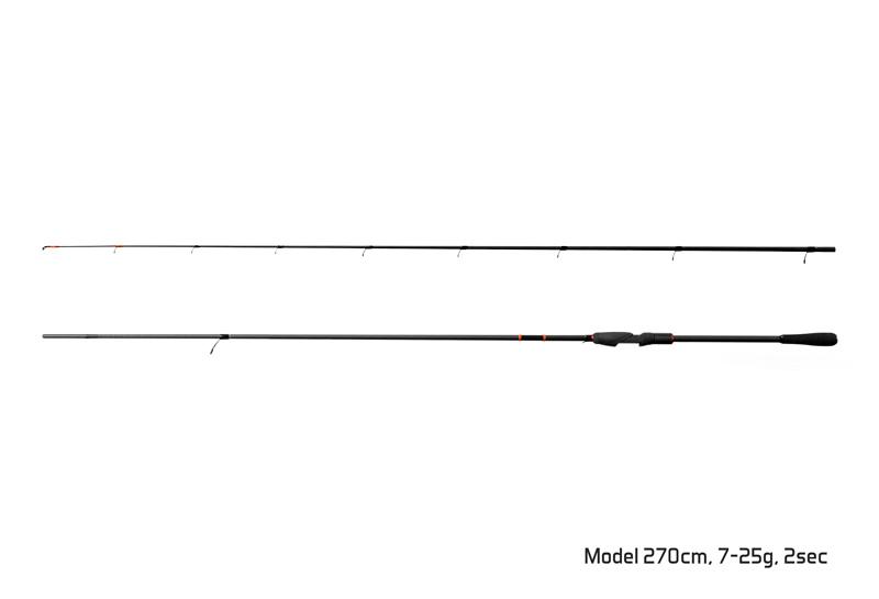 Prut Delphin Extaza 300cm/7-25g
