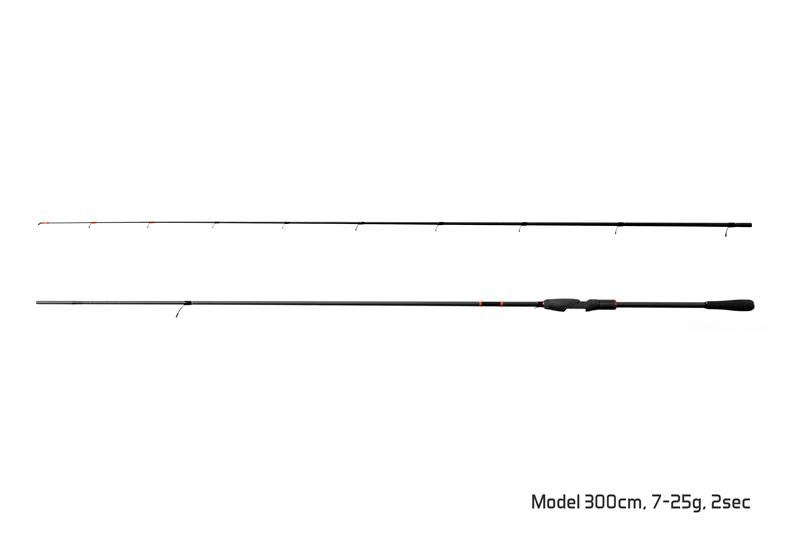 Prut Delphin Extaza 270cm/7-25g