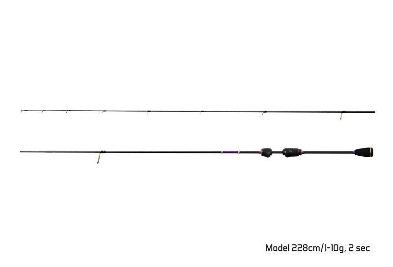 Prut Delphin Wild Trout 180cm/0,5-6g
