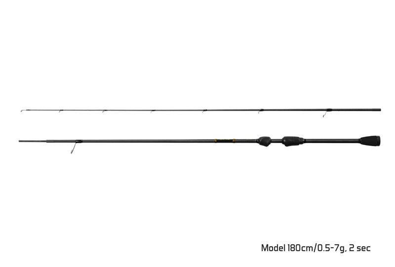 Prut Delphin Speed Trout Area 195cm/2-10g