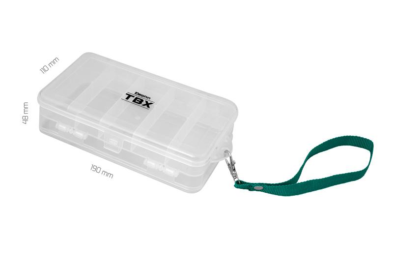 Krabica Delphin TBX Duo 190-6P190x110x48mm