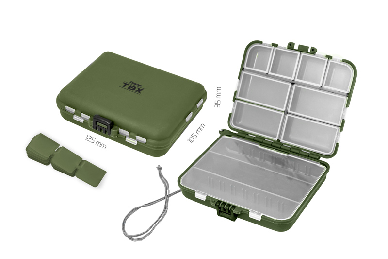 Krabica Delphin TBX Duo 125-11P125x105x35mm