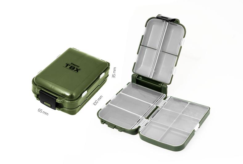 Krabica Delphin TBX Trio 100-13P100x65x35mm
