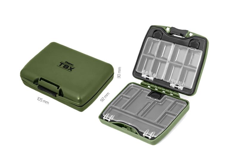 Krabica Delphin TBX Duo 105-18P105x92x30mm