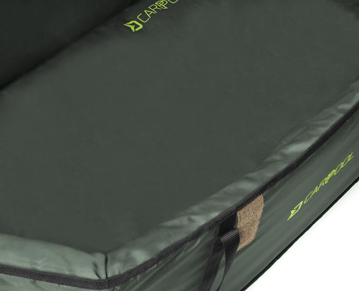 Luxusní kaprařská podložka Delphin CarpPool  | 115x60cm