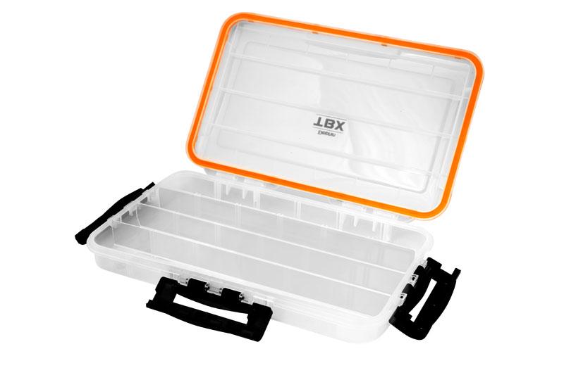 Krabice Delphin TBX One 360-4P Clip WP