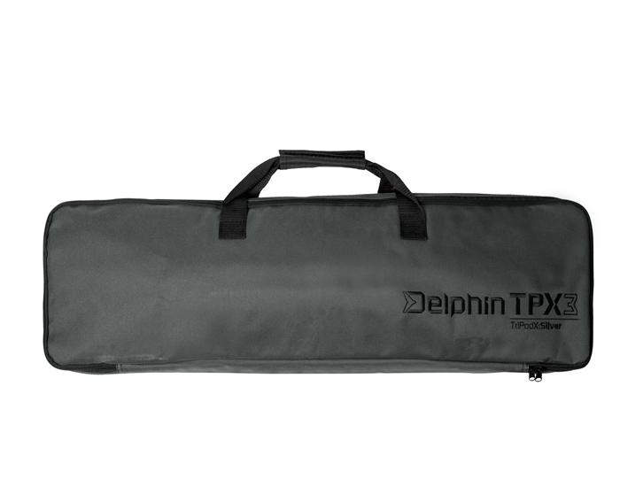 Tripod Delphin TPX3 Silver