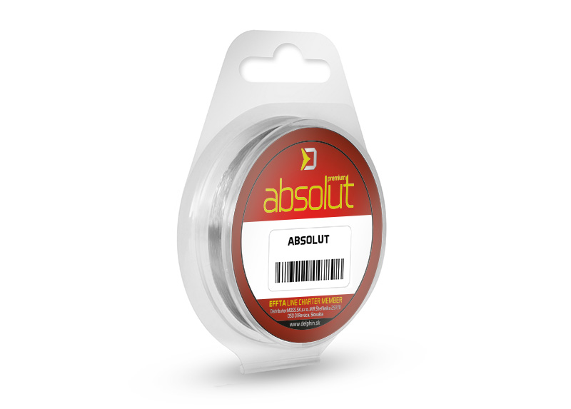 Delphin ABSOLUT transp. 50m0,10mm 2,3lbs