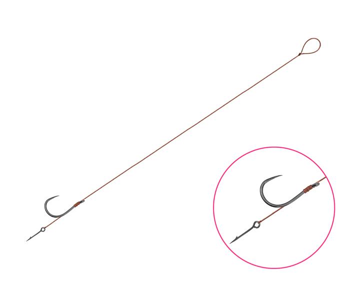 Feedrový nadväzec Delphin Proxi 8 Sting / 6ks8cm #6 SM