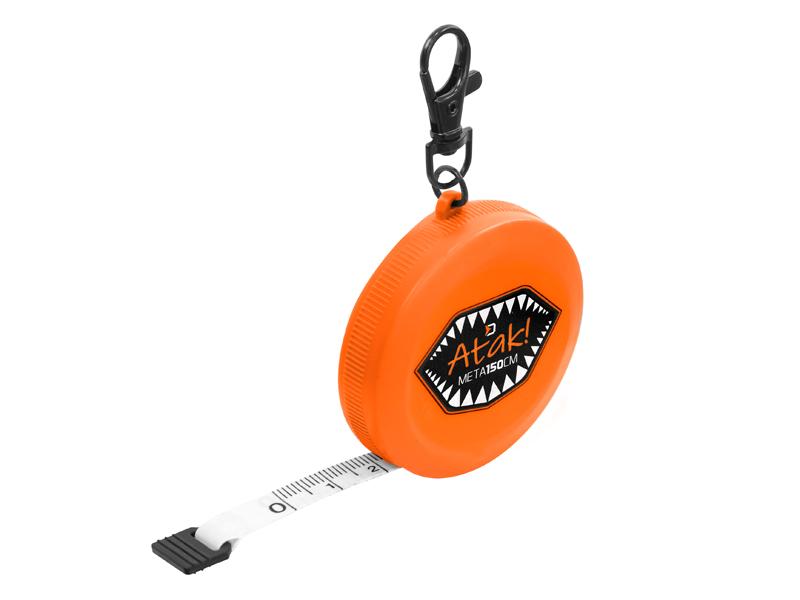 Rybársky meter Delphin MeTa Atak!