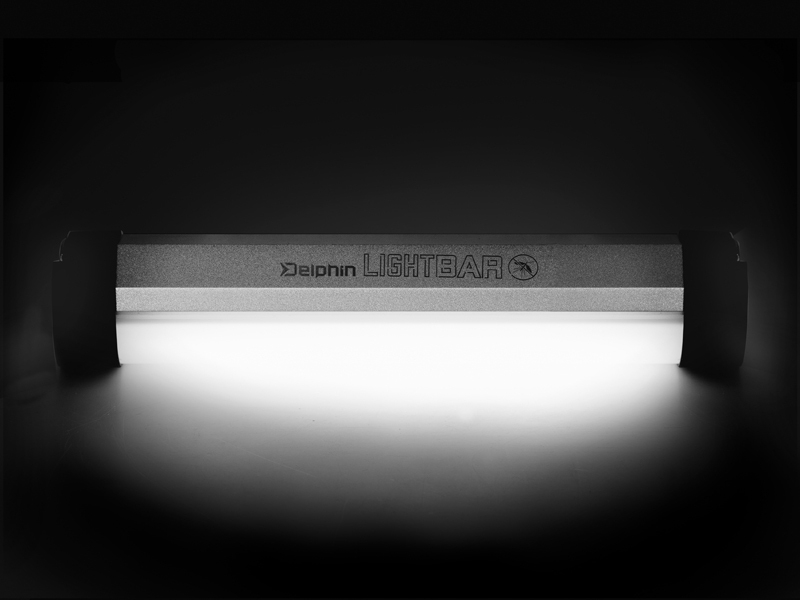 Svetlo do bivaku Delphin LightBAR s ovládačom 5700K 2000mAH