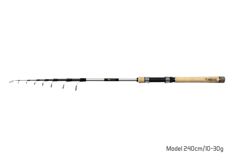 Delphin AZTEC tele 180cm/10-30g