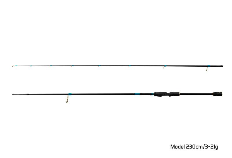 Delphin ZANDERA / 2 díly 210 cm