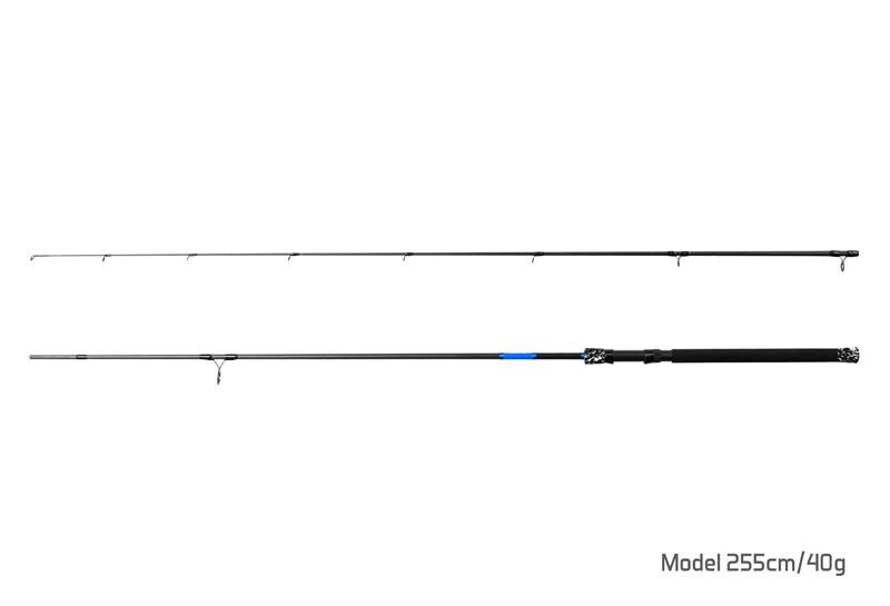Delphin GAMER / 2 diely 255cm/40g
