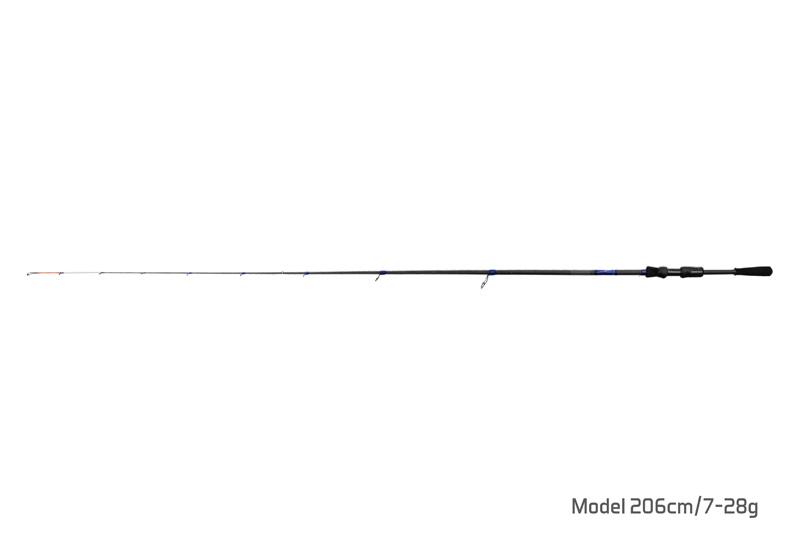 Prut Delphin Hoax - 2 díly 206cm/5-21g