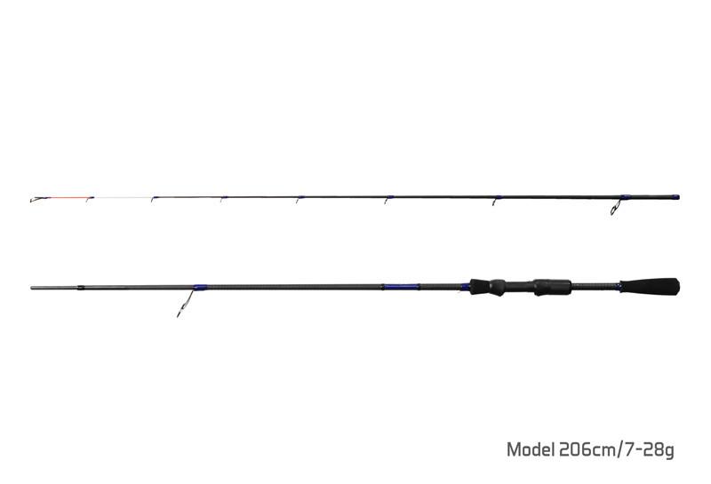 Delphin HOAX /  2 diely 206cm/5-21g