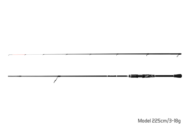 Delphin PIRAT / 2 diely 190cm/3-18g