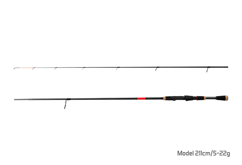 Prut Delphin Error 211cm/5-22g