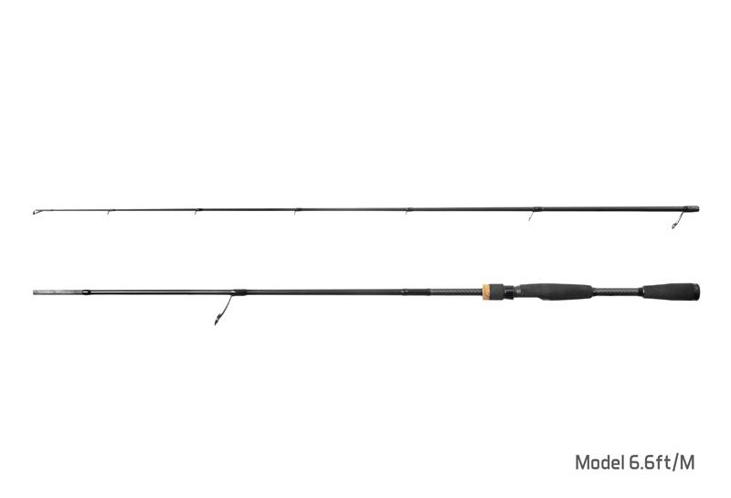 Prut Delphin Addyct Spin 6,6ft/M