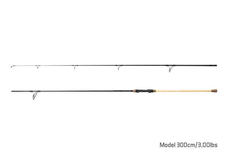 Delphin OPIUM V2 CORK / 2 diely 360cm/3,00lbs