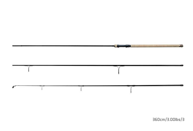 Delphin ARMADA CARP BlackWay / 2 diely 300cm/2,5lbs
