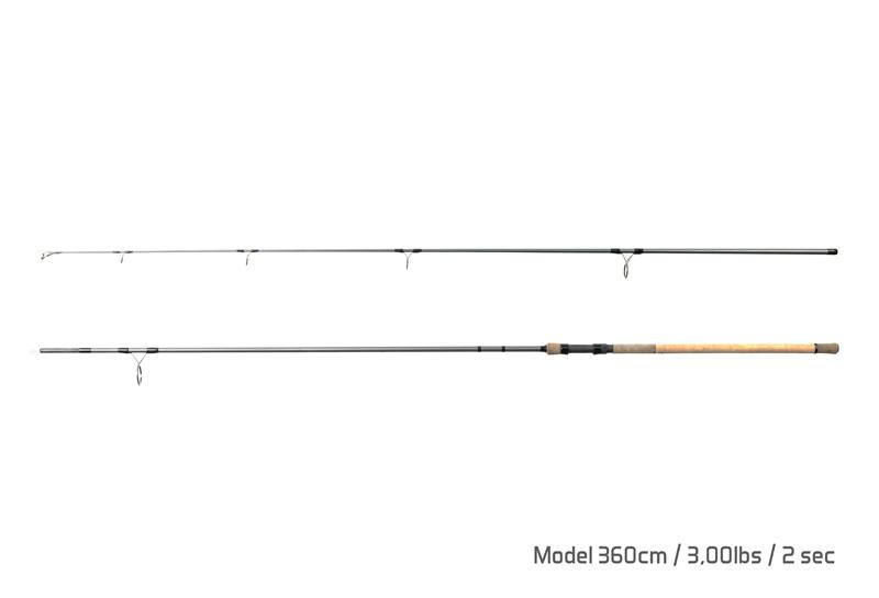 Delphin TORKS CORK / 2 diely 360cm/3,00lbs