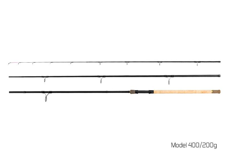 Špička CarbonGlass LIGHT River Trophy 360/400cm oranžová