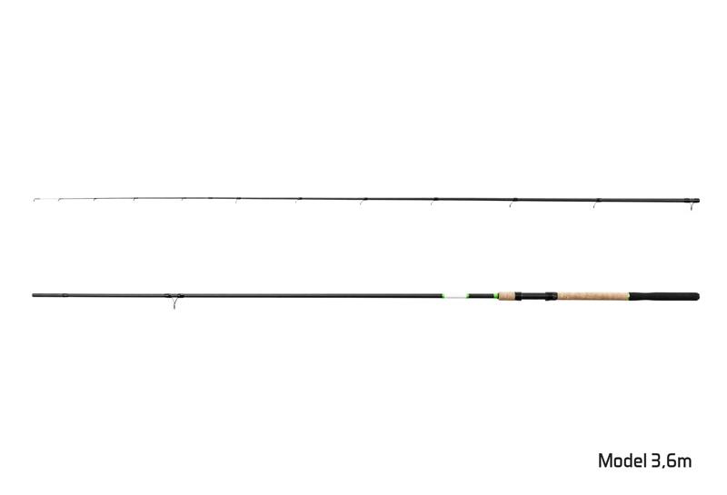 Delphin HYBRIX feeder / match 270cm