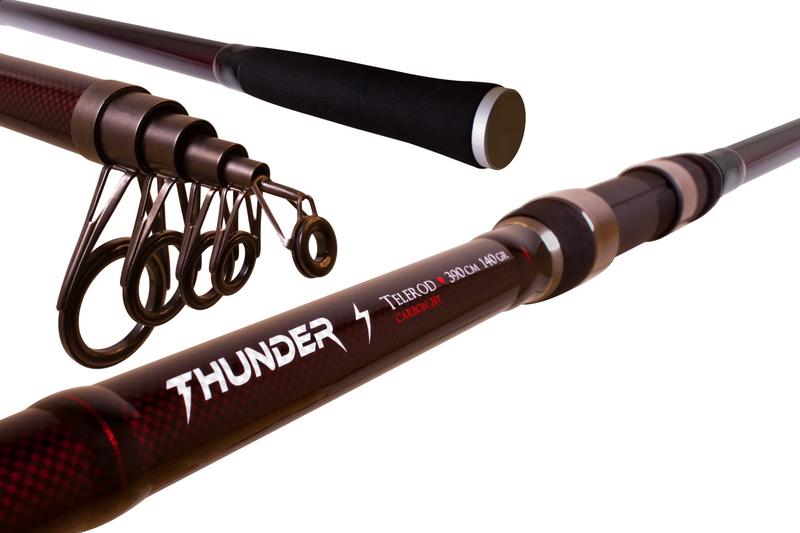 THUNDER TELEROD 390cm/do 140g