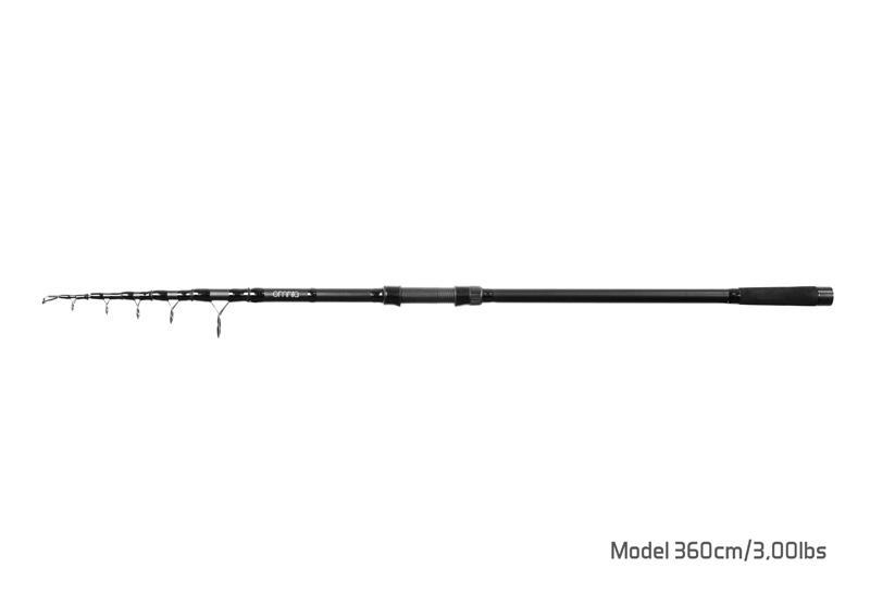 Delphin OMNIA  360cm/3,00lbs