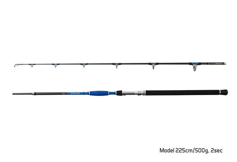 Delphin HAZARD / 2 diely 310cm/500g