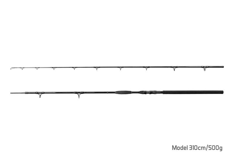 Prut Delphin Symbol CAT - 2 díly 285cm/500g