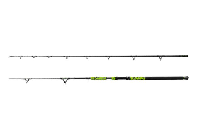 Prut Delphin Walhala - 2 díly 300cm/950g