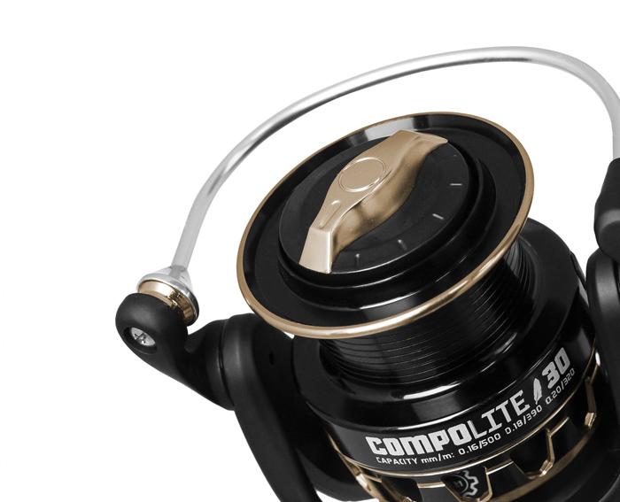 Naviják Delphin CompoLite 40