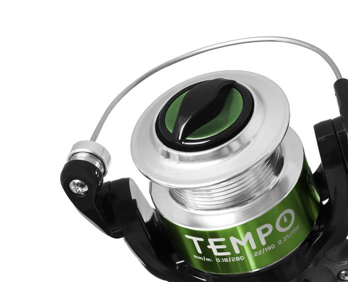 Naviják Delphin TEMPO 10