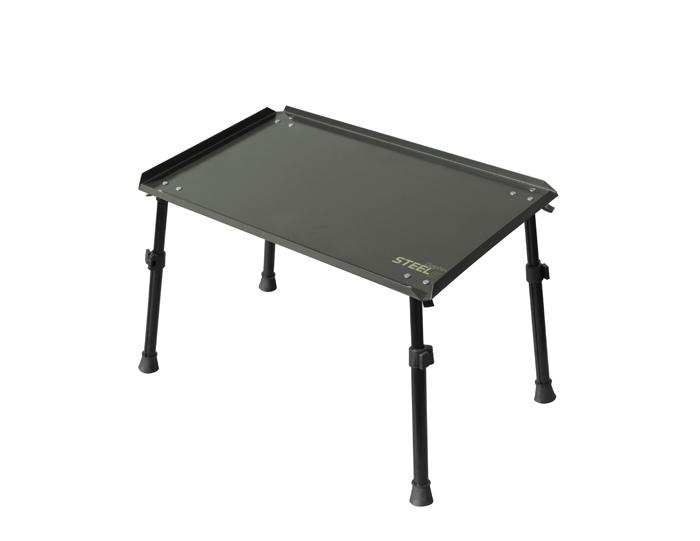 Kaprařský stolek Delphin STEELS L  47x30cm