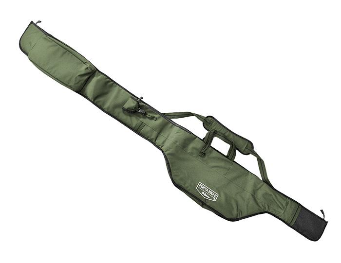 Dvojkomorové púzdro Delphin PORTA 390-2/dlhé vrecko215cm