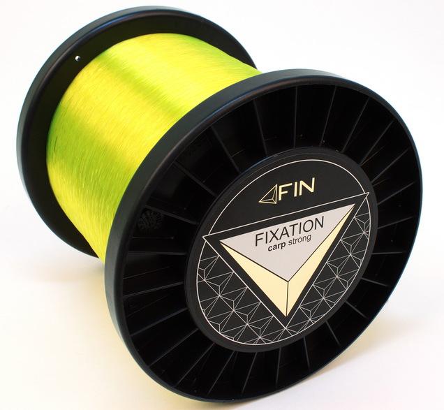 FIN STRONG CARP 5000m/žltá0,30mm 16,9lbs