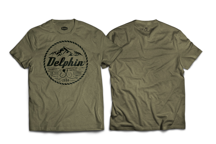 Tričko Delphin 2004S