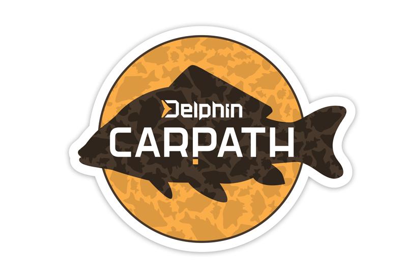 Samolepka Delphin CARPATH95x75mm