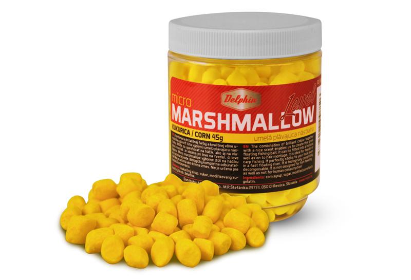 Delphin Micro MARSHMALLOW / kukuricažltá