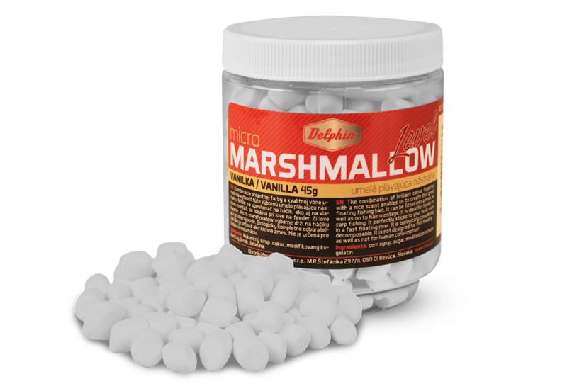 Delphin Micro MARSHMALLOW / vanilkabiela
