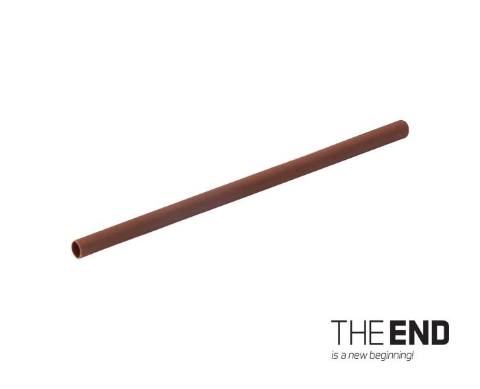 Smršťovací bužírka Delphin THE END G-ROUND 50ks 1,6 x 43mm